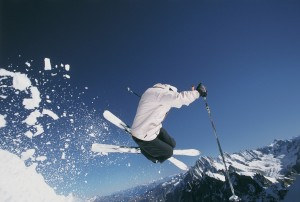 ski-freestyle